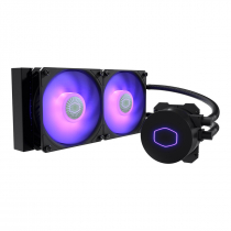 WATER COOLER MASTER LIQUID LITE ML240L RGB V2 - 240MM - MLW-D24M-A18PC-R2 - 1
