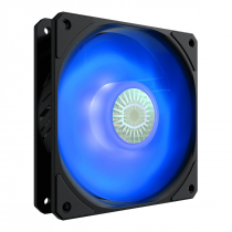 FAN PARA GABINETE SICKLEFLOW 120MM -  BLUE - MFX-B2DN-18NPB-R1 - 1