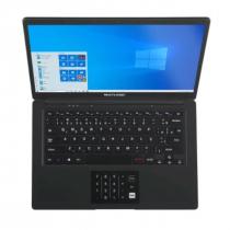 """NOTEBOOK 14"""" PENTIUM 4GB 64GB WINDOWS 10 PC310 PRETO - 1"""