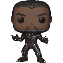 POP! MARVEL BLACK PANTHER - BLACK PANTER WITCH CHASE #273 - FUNKO - 1