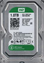 """HD WD 1TB SATA III 64MB CACHE 5400-7200RPM 3,5"""" - WD10EZRX - 1"""