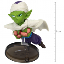 FIGURE DRAGON BALL Z - PICCOLO - THE HISTORICAL CHARACTERS WCF REF:21893/21895 - 1