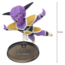FIGURE DRAGON BALL Z - CAPITÃO GINYU - THE HISTORICAL CHARACTERS WCF REF:21893/21898 - 1