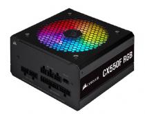 FONTE ATX 550W - CX550F FULL MODULAR - RGB BLACK - 80 PLUS BRONZE - COM CABO DE FORCA - CP-9020216-BR - 1