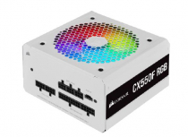 FONTE ATX 550W - CX550F FULL MODULAR - RGB WHITE - 80 PLUS BRONZE - COM CABO DE FORCA - CP-9020225-BR - 1
