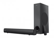 CAIXA DE SOM SOUNDBAR 2.1 - STAGE - COM SUBWOOFER - USB/BLUETOOTH/P2 - 80W-160W(PEAK) - 51MF8360AA000 - 1