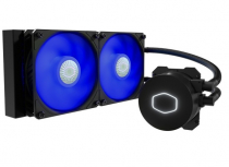 WATER COOLER MASTERLIQUID ML240L V2 BLUE - 240MM - MLW-D24M-A18PB-R2 - 1
