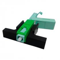 FAST CONNECTOR SC/APC COM CLIP E TRAVA INTERNA 3D-L01001 EMBALAGEM C/100 - 1