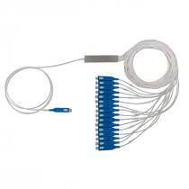 MINI SPLITTER ÓPTICO PLC-SC UPC 1X16 NKLT-NMPL116110110331 - 1