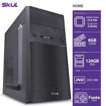 COMPUTADOR BUSINESS B300 - I3 8100 3.6GHZ MEM 8GB DDR4 SSD 120GB HDMI/VGA DVD-RW FONTE 200W - 1