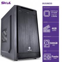 COMPUTADOR BUSINESS B300 - I3 3220 3.3GHZ 4GB DDR3 HD 500GB HDMI/VGA FONTE 200W SEM PPB - 1