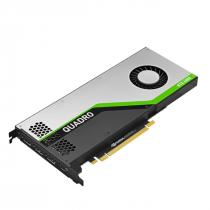 PLACA DE VIDEO NVIDIA QUADRO - RTX4000 8GB GDDR6 256 BITS (3X DP + 1X DVI-D DL) - VCQRTX4000-PB - 1