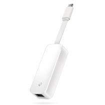 ADAPTADOR DE REDE USB TIPO C P/RJ45 GIGABIT UE300C - 1