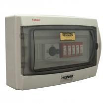 STRING BOX PROAUTO SB-2E/4E-2S/4S-2X20A CHAVE DUPLA 1010VDC BOX COMPACT - 1