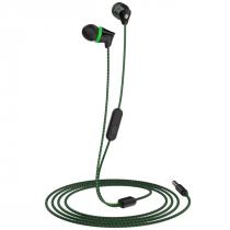 FONE DE OUVIDO IN EAR CABO P2 1.5 METROS TFH100 PRETO - 1
