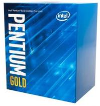 PROCESSADOR INTEL PENTIUM GOLD G6400 4.0GHZ 2 NUCLEOS 4THREADS 4MB CACHE GRAFICOS UHD 610 LGA 1200 BX80701G6400 - 1