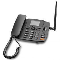 TELEFONE CELULAR RURAL FIXO DE MESA 4G RE505 - 1