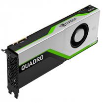 PLACA DE VIDEO NVIDIA QUADRO - RTX5000 16GB GDDR6 ECC 256 BITS (4X DP + 1X USB-C) - VCQRTX5000-PB - 1