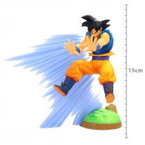 FIGURE DRAGON BALL Z - GOKU - HISTORY BOX - REF: 22720/16725 - 1