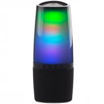 CAIXA DE SOM ATIVA PORTÁTIL LIGHT PULSE BLUETOOTH/SD/USB COM CONTROLE REMOTO - 1