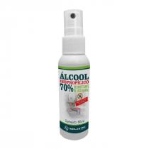 ALCOOL ISOPROPILICO 70% PUMP 60ML - 1