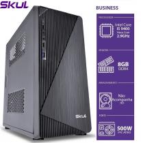 COMPUTADOR BUSINESS B500 - I5 9400 2.9GHZ 9ªGER MEM 8GB DDR4 SEM HD HDMI/VGA FONTE 500W - 1