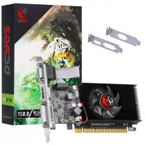 PLACA DE VIDEO NVIDIA GEFORCE GT 610 GDD3 2GB 64BIT SINGLE FAN - LOW PROFILE - PA610GT6402D3LP - 1
